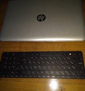 Hp 15  клавиатура