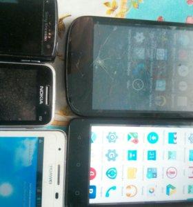 Телефоны с 3 g.