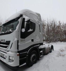 Седельный тягач iveco Stralis HI-WAY - 460EEV