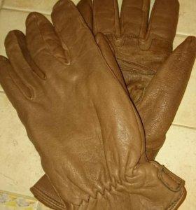 Перчатки Chevignon коричневые