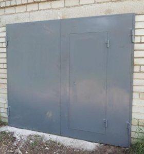 Изготовим гаражные ворота.