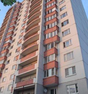 Квартира, 1 комната, 45.9 м²