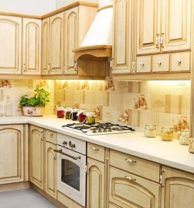 Кухня Gold Retro