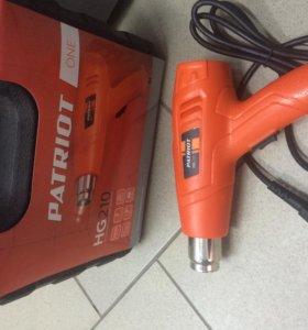 Технический фен PATRIOT HG210 The One