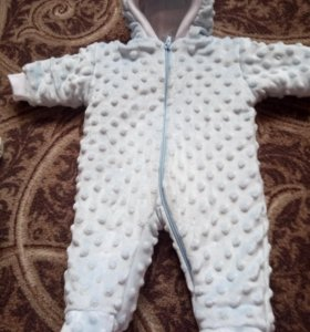 Вещи пакетом для новорождённого