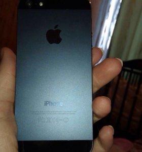 Айфон 5 в идеальном состояние, документы наушники