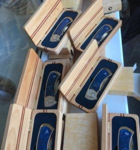 Нож в подарочной упаковки