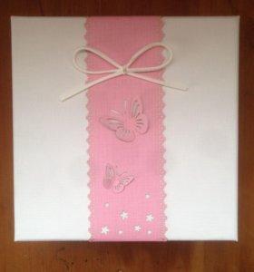 Подарок на рождение доченьки