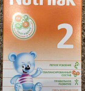 Смесь молочная Nutrilak ( Нутрилак) 2