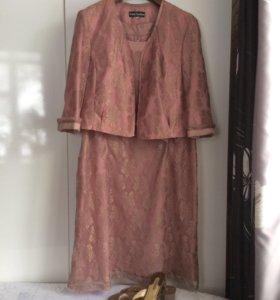 Платье 54-56 размер