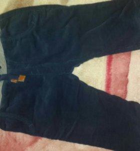 Штанишки для модника фирма Zara р. 68