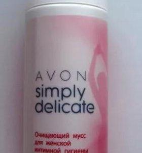 Avon мусс для интимной гигиены