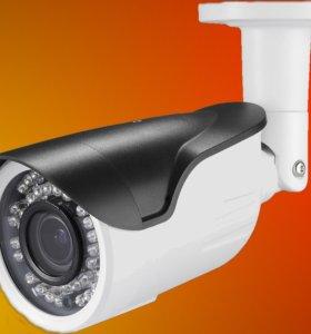 Камера видеонаблюдения 1 MP