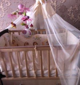 Детски кровать