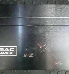 Авто усилитель Mac audio zx4500 black