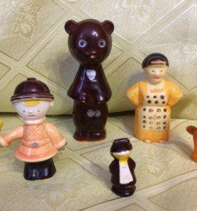 Игрушки Советского периода