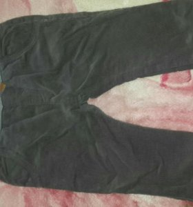 Штанишки для модника фирма Zara р 74