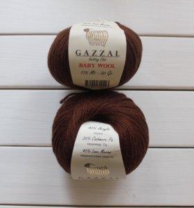 Пряжа GAZZAL Baby Wool