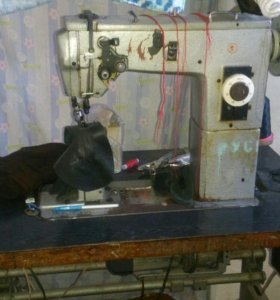 Обувная швейная машина