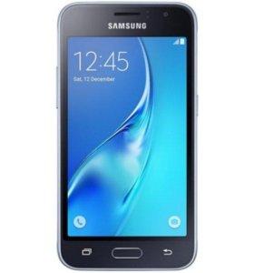 """Samsung J1 mini 2016 (2sim/4ядра/1Гб/8Гб/5Мп/4.0"""")"""