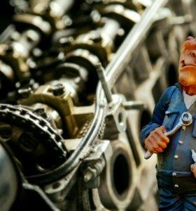Ремонт любых двигателей русского производства