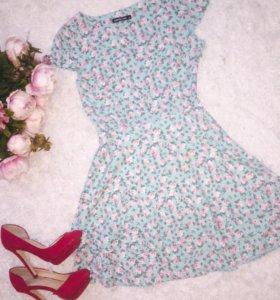 Платье и туфли 🌷