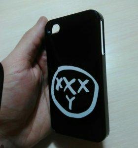 Чехол Iphone 4/4s Oxxxymiron
