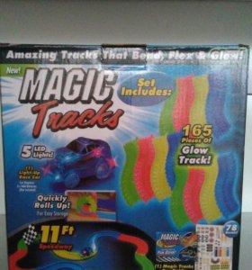 Волшебная дорога Magic 165 деталей