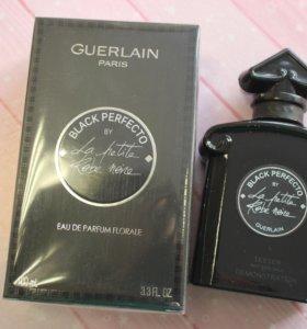 Guerlain «Black Perfecto by La Petite Robe Noire»