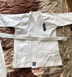 Кимоно на мальчика размер 3