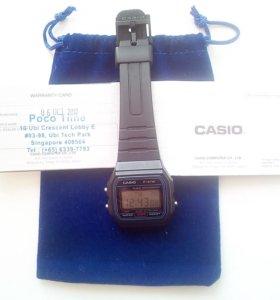 Наручные часы casio f-91w original