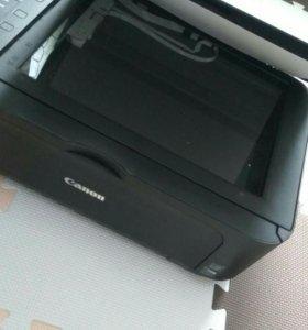 Принтер сканер ксерокс 3 в 1 Canon!!