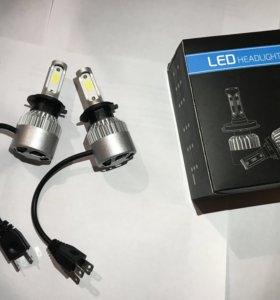 LED Лампы H1 H4 H7