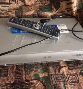 DVD проигрыватель, плеер BBK DV968S
