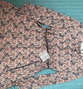 Платье для девочки ZaRa 5-6 лет новое
