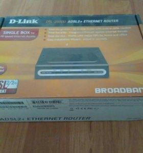 Вайфай D-Link DSL-2500U