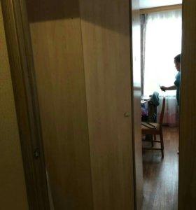 Шкаф угловой 2150x760x760, ДСП.