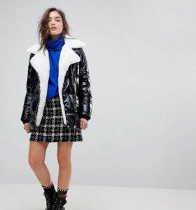 Новая Куртка Парка Весна Осень