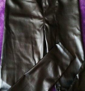 Кожаные штаны новые!