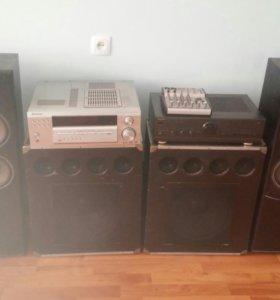 Аудио аппаратура