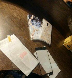 Meizu M5 (чехлы+защ.стёкла)