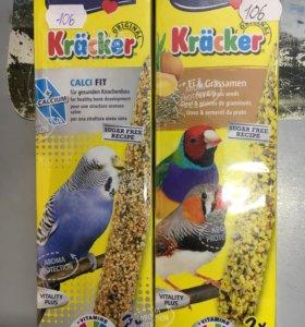 Kräcker для экзотических птиц