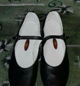Туфли для бальных и народных танцев