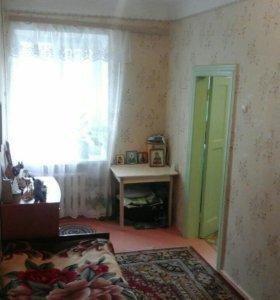 Квартира, 2 комнаты, 34.4 м²