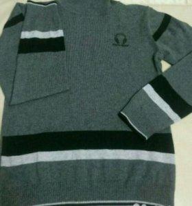 Пуловер новый 152-158