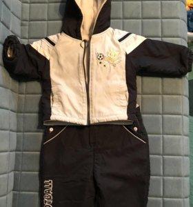 Куртка+ комбинезон деми