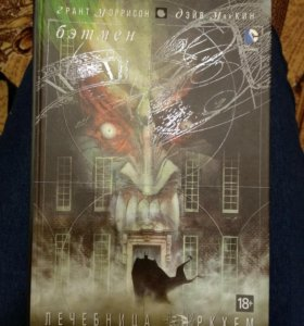 Графический роман Бэтмен, Лечебница Аркхем