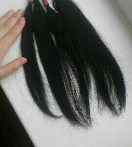 Волосы (срез )натуральные