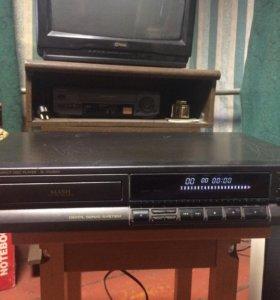 CD проигрыватель Technics SL - PG460A