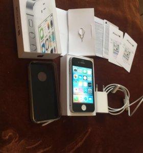 Продам iPhone 4s, 8gb. Идеальное состояние